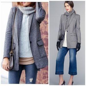 Banana republic size 10 knit jacket / blazer